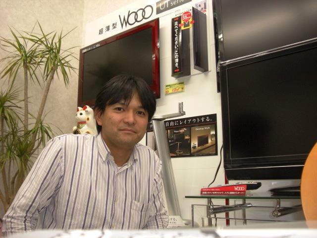 代表者:村井正明